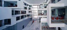 Henning Larsen - IT University ; http://www.henninglarsen.com/projects/0400-0599/0538-it-university.aspx