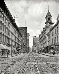 Smithfield Street, Pittsburgh 1908.