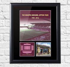 West Ham United - Upton Park  - Boleyn Ground