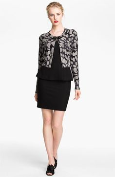 Tracy Reese Print Cardigan (Nordstrom Exclusive) available at #Nordstrom