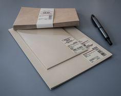 Muji Kraft Stationery Review — Modern Stationer