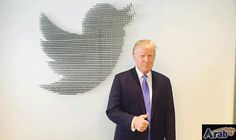 """Twitter chief feels """"complicated"""" about Trump's frequent…"""