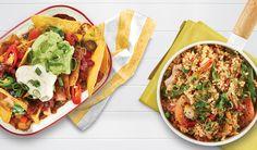 Vegetarian Nachos Slow Cooker Recipe