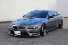 BMW E63 M6 grey
