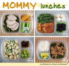 Since I'll be having to bring a lunch five days a week..., lunch recipe