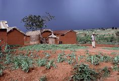 Rain clouds over a farming village near Iringa, Tanzania. Photo by United Nations Photo, via Flickr