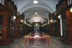 Biblioteca Histórica José María Lafragua, Benemérita Universidad Autónoma de Puebla, Puebla, México