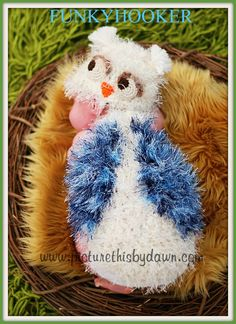 "Owlet - Baby Photo Prop Set (Hat & Body) From New Collection Of 'Furry Friends"". via Etsy."