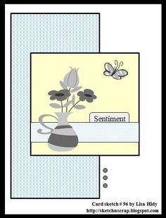 April 20th card sketch