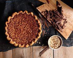 Black Bottom Oatmeal pie Food 52