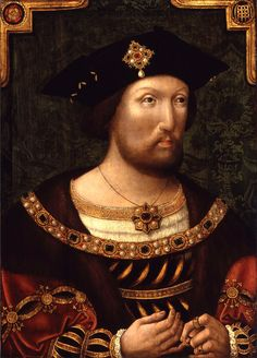 Henry Tudor, Duke of York, second son of Henry VII. Born 1491-Died 1547. He would reign after his father as Henry VIII.