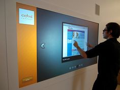 CDMI Interactive Wall