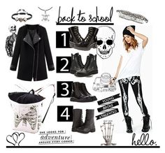 """Back to School: Fall Jackets"" by yours-styling-best-friend ❤ liked on Polyvore featuring QeQ, Steve Madden, Prada, Wet Seal, Forever 21, Bling Jewelry and Kate Spade"