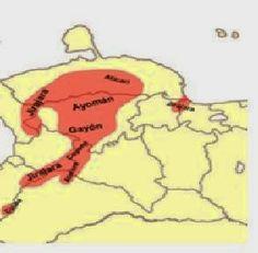 CRONISTA OFICIAL DE CARORA: La Provincia Caquetía de Barquisimeto
