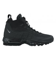 san francisco 70c99 42501 Nike Air Max 95 Sneakerboot in Black Black 3890086-048 Nike Air Max, Buty