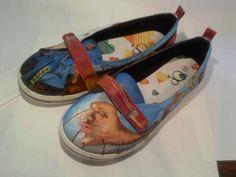 Salvador Dali Shoes