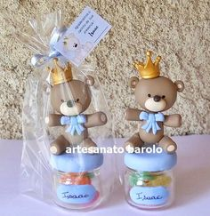 1 million+ Stunning Free Images to Use Anywhere Polymer Clay Disney, Polymer Clay Crafts, Diy Clay, Teddy Bear Party, Teddy Bear Cakes, Candy Car, Clay Bear, Diy And Crafts, Crafts For Kids