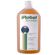 Scooba® Sert Zemin temizleme deterjanı, Doğa dostu enzim formüllü  www.hepsirobot.com