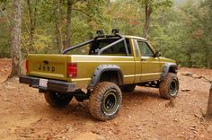 #Jeep Comanche love
