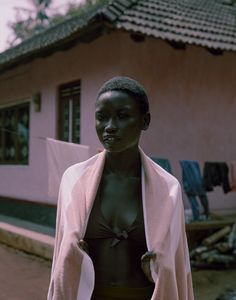 BLACK FASHION - atoubaa: Wayne Booth shot in Kerala (India) by...