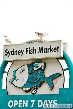Sydney Fish Market via: Behind The Lens Lukey