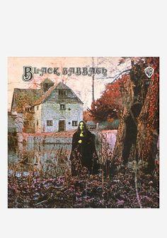 Black Sabbath LP (Color)