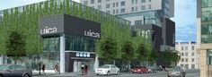 The Urban Institute for Contemporary Arts (UICA) is Michigan's largest contemporary arts center and a dynamic laboratory for the advancement of the art of our time. Includes 197-seat film theatre offering documentary, foreign and independent films six days a week.