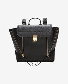 3.1 Phillip Lim Pashli Backpack: Black
