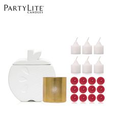 Collection exclusive Jonathan Adler for PartyLite® #partylite #jonathanadler