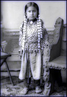 Sitting Bull's  daughter Standing Holy