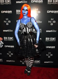 Michelle Trachtenberg as Sally From The Nightmare Before Christmas