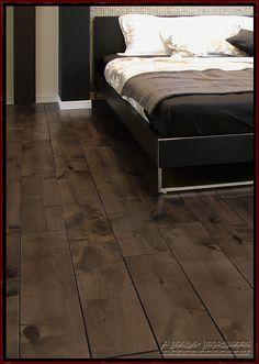 Alder Hardwood Flooring - Solid Wood Flooring by Antique Impressions