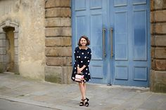 Juliette - Kitsch is my middle name - Blog Mode - Rennes: Polka dots