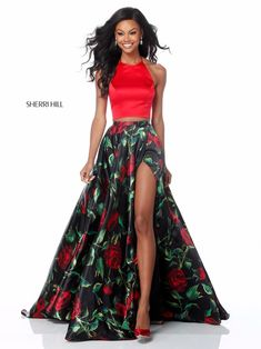 c400d3f5a3a 51870 Sherri Hill Prom Dresses