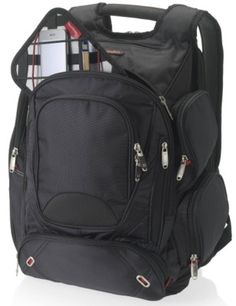 fe020be26b7 #PROMOTIONAL GIFT - ELLEVEN LAPTOP BACKPACK RUCKSACK in Black Exclusive  Design has a Designated Laptop
