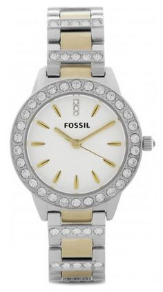 Fossil Ladies Stainless Steel Watch Get Fossil Stainless Steel Watch for women, price: Rs- Only form Hirawatch. Watch Sale, Watches Online, Stainless Steel Watch, Fossil, Bracelet Watch, Bracelets, Accessories, Women, Fossils