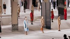 Women's spring-summer 2021 runway show | Hermès USA City Select, Second Skin, Hermes, Fashion Show, Runway, Spring Summer, Silhouette, Coat