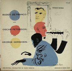 jazz norgran buddy defranco oscar peterson norman granz