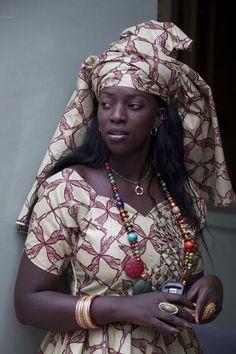 Les tenues magnifiques des magnifiques femmes sénégalaises