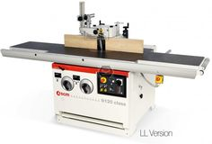 SCM TI120 CLASS Tilting Spindle Moulder at Scott+Sargeant Woodworking Machinery / UK