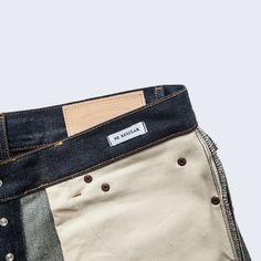 Japanese KS2 Newhall (Slim) Selvedge Jeans