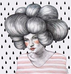 Pinzellades al món: Sofia Bonati: il·lustrant el món femení