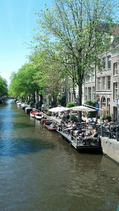 Amsterdam-have had a canal cruise here.