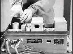 SCR-694 BC-1306 Radio PART 3/3