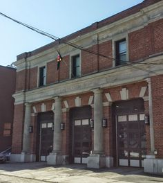 Old Fire Station Real Estate Broker, Saint Charles, Old Buildings, Montreal, The Neighbourhood, Old Things, Fire, Outdoor Decor, Modern