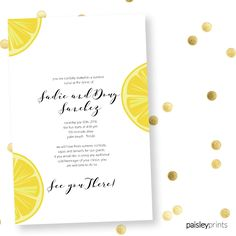 new addition to the 2016 summer collection @paisleyprintsonline.com #summerinvitations #summerparty #summerfun #invitations