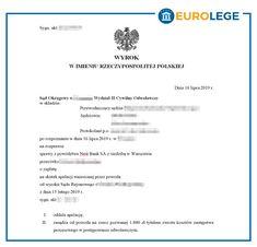 ⚡ Anuluj Dług i sądowy Nakaz Zapłaty ✍ SKUTECZNA pomoc prawna! - EuroLege Fundacja - Oddłużanie i Antywindykacja Sad