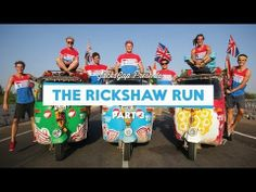 The Rickshaw Run - Part 3 The boys released the third installment of their Rickshaw Run series today! Give it a watch guys! ♥