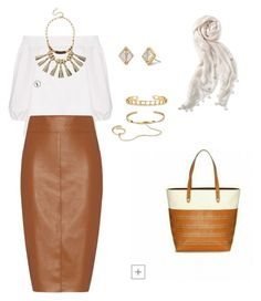 """""""simply stunning"""" by gosiawillemse on Polyvore featuring TIBI, Bailey 44, Stella & Dot, women's clothing, women, female, woman, misses and juniors"""
