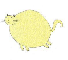 Un ballon - chat gonflable  et zou en weekend  - marion mmm